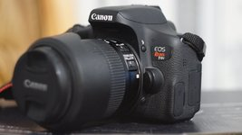 Canon Rebel T6i (750D) 18-55 STM 24mpx