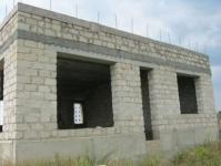 Продается или меняется недостроенный дом в Тирасполе