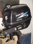 Мотор Парсун 5