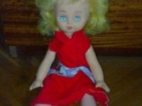 Продам винтажную куклу времен СССР про-во Прибалтики или ГДР. 200 Lei