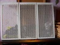 Экраны для батарей б/у 20 Lei