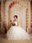 Свадебное не венчанное платье 200 $