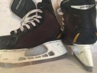 Коньки хоккейные 38 р-р