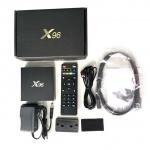Smart Tv X96 -Amlogic S906X, 2/16GB, Full HD 1080P, WiFi