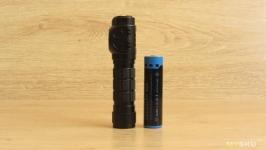Фирменный налобный фонарик — Imalent HR20