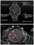 Продам Кварцевые часы Naviforce со стрелочно цифровым циферблатом.