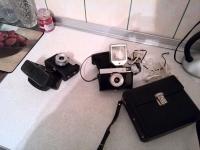 Фотоаппараты Смена 8 2 шт + фотовспышка 200 руб