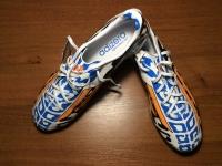 Бутсы Adidas F50 FG UK9,5