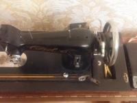 Срочно! Продам швейную машинку Csepel 30 150 руб