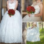 Свадебное платье.. 100 $