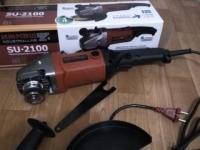 Продам абсолютно новую болгарку ИЖ МАШ 1 ГОД ГАРАНТИИ 695 руб