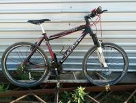 OLYMPIA - хороший легкий велосипед! 230 $