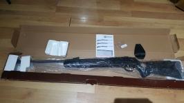 Hatsan MOD 125 TH magnum скорость пули 380 м/с