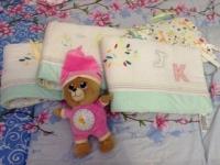 Бортик для детской кроватки 250 руб