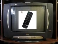 Продам ЭЛТ-телевизор LG CF-21S10E 50 $
