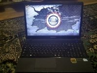 Игровой ноутбук SAMSUNG 2013 года. Тянет игры на ура!