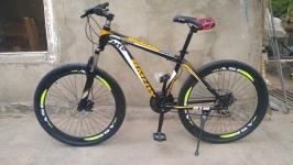 Новый велосипед. 170 $