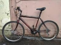 Продам велосипед в среднем состоянии 1 000 руб