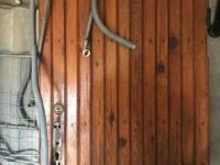 Продам бронированную дверь, обшитую деревом. 70 $