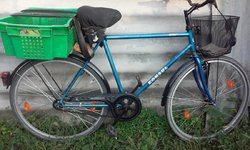 Велосипед Консул немец. 3скорости