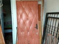 Входная утепленная дверь 800 Lei