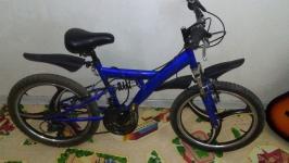 Детский велосипед многоскоростной