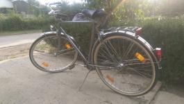 Немецкий велосипед в прекрасном состоянии