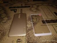 Чехол Nillkin и стекло для телефона Сяоми Redmi 5 Plus. В упаковке