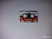 Микрокассета 5 х 3.5 см для диктофона, автоответчика