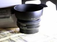 Объектив Canon 24 mm f2.8STM 150 $