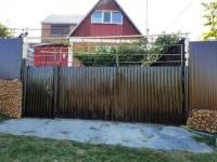 Продам кап. 2 эт. дачный дом+гостевой дом, 12 соток, 20 мин. от города 15 000 $
