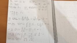 Математика: дом. задания, контрольные: срок от 3-х часов. Консультации