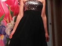 Продам нарядное новогоднее платье 280 руб