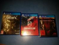 Диски PS4.Продам или обменяю