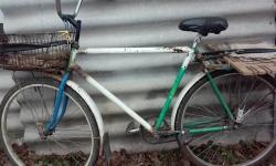 Велосипед Аист очень б. у