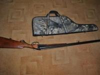 Охотничье ружье иж-58