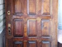 Деревянные двери двойные 1 000 Lei