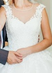 Свадебное платье НЕ ВЕНЧАННОЕ 250 €