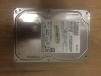 Продам HDD фирмы Toshiba 1 TB
