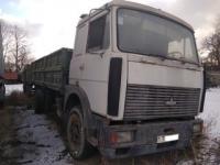 Продается а/м МАЗ-53366 бортовой платформа, вместе с прицепом МАЗ-8926 3 000 $