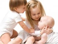 Няня - это любовь к детям.