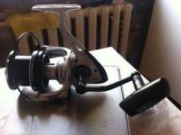 Продам новую рыболовную катушку Flapper Power Feeder 6500 1 200 Lei