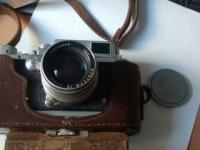 Раритетный фотоаппарат ЗОРКИЙ 3 700 руб