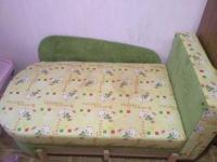 Продам детский раскладной диван-кровать (состояние 9/10) 1 000 руб