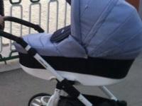 Продам коляску 2 в 1. пользовались 1 год. 200 $