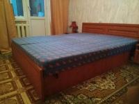 Продам двуспальную кровать 1 600 руб