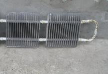 Конвекционный радиатор отопления.