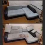 Химчистка мебели и ковров на дому в Тирасполе.