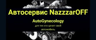 Автосервис NazzzarOFF AutoGynecology