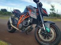 я продаю KTM 1290 SUPER DUKe R от 2018 Akrapovic